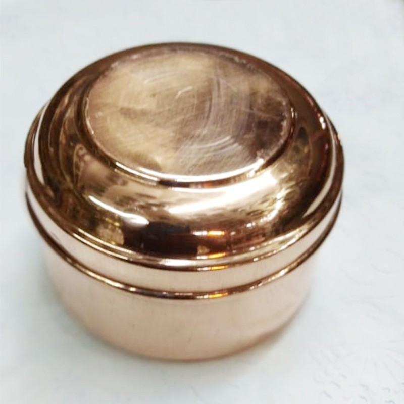 Copper Mudra Set Box - Sampusta